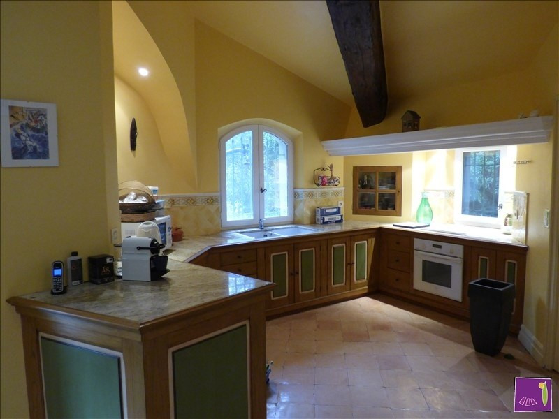Vente de prestige maison / villa Uzes 685000€ - Photo 6