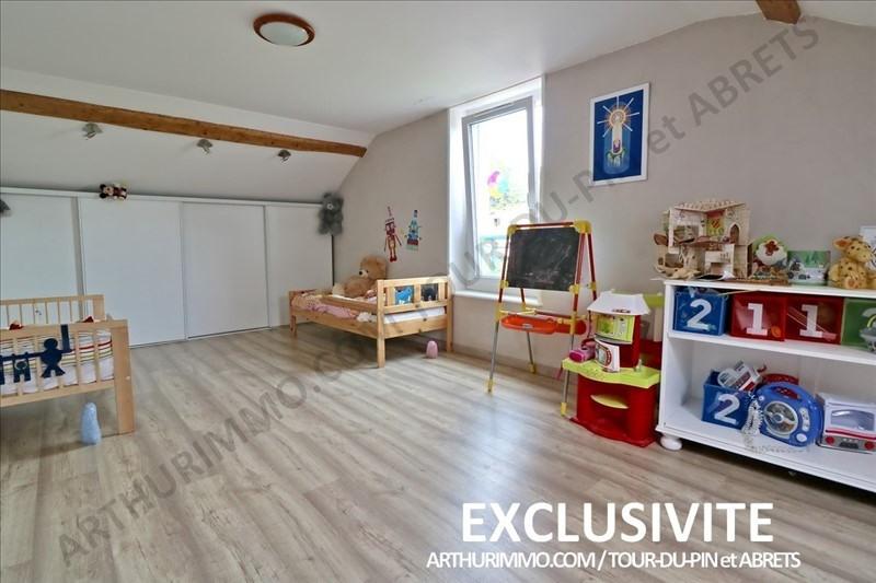 Sale house / villa La tour du pin 178000€ - Picture 5