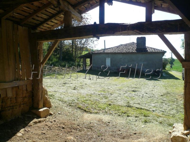 Vente maison / villa L'isle jourdain 10 min 165000€ - Photo 2