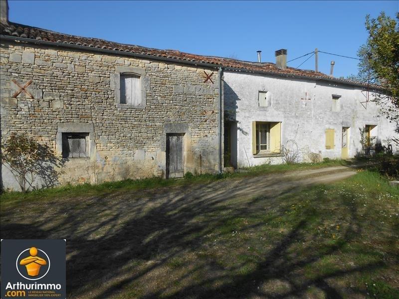 Sale house / villa Matha 65000€ - Picture 1