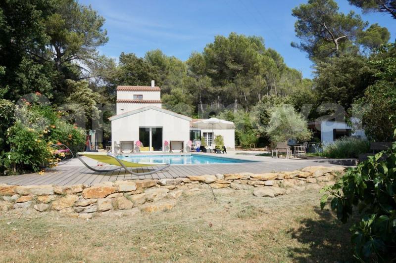 Vente de prestige maison / villa Le castellet 695000€ - Photo 2