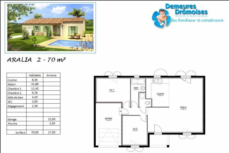 New home sale program Chatte  - Picture 2