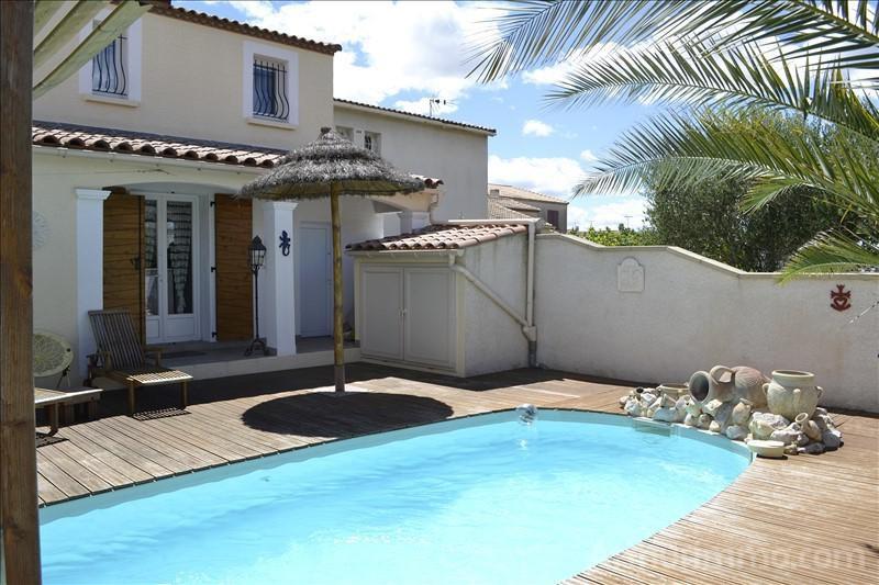 Vente maison / villa Lunel 302100€ - Photo 1