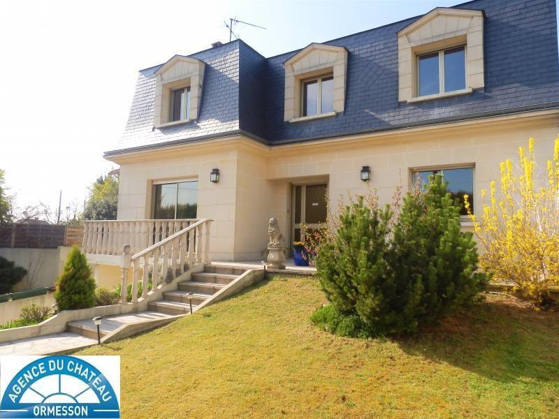 Vente maison / villa Ormesson sur marne 665000€ - Photo 1