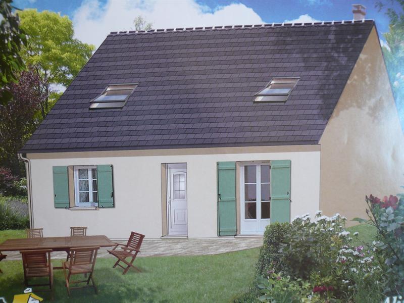 Vente maison / villa Nanteuil-le-haudouin 198000€ - Photo 1