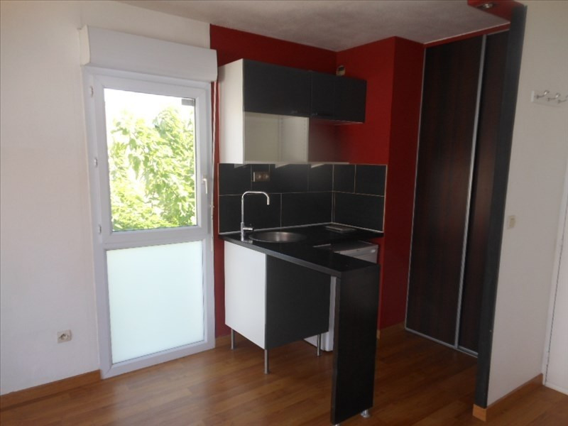 Rental apartment Montpellier 599€ CC - Picture 1