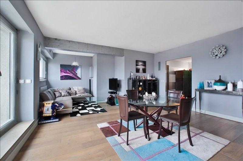 Vente appartement Paris 16ème 840000€ - Photo 3