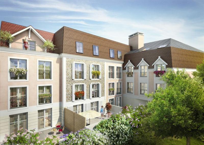 Villa foch programme immobilier neuf villiers sur marne propos par faubourg immobilier for Casa villiers sur marne