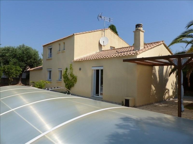 Vente maison / villa Beziers 265000€ - Photo 1