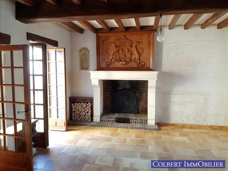 Vente maison / villa Seignelay 108 000€ - Photo 2