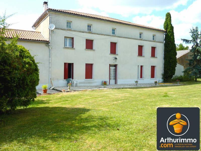 Sale house / villa Aigre 234000€ - Picture 2