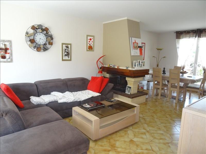 Sale house / villa Pontoise 282000€ - Picture 2