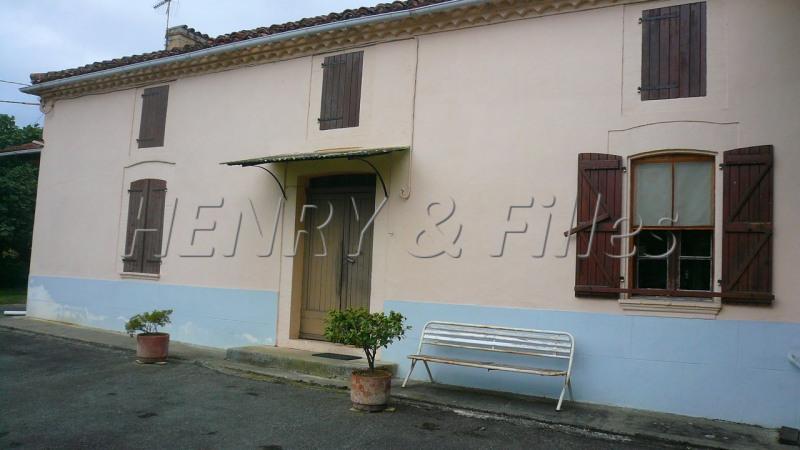 Sale house / villa L'isle-en-dodon 135000€ - Picture 1