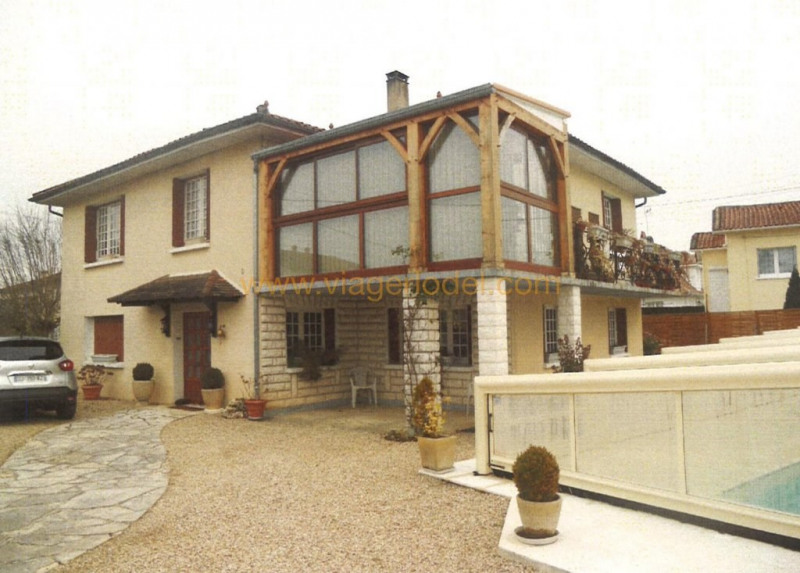Life annuity house / villa Bergerac 125 000€ - Picture 1