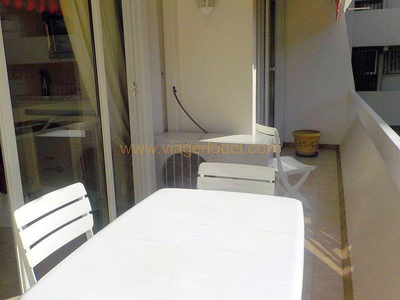 Life annuity apartment Antibes 52 000€ - Picture 17