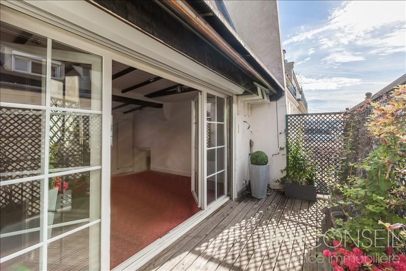 Vente de prestige appartement Paris 6ème 1050000€ - Photo 3