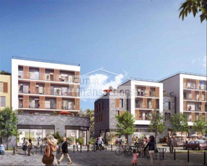 Produit d'investissement appartement Montmagny 96682€ - Photo 1