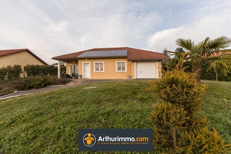 Sale house / villa Les avenieres 220000€ - Picture 1