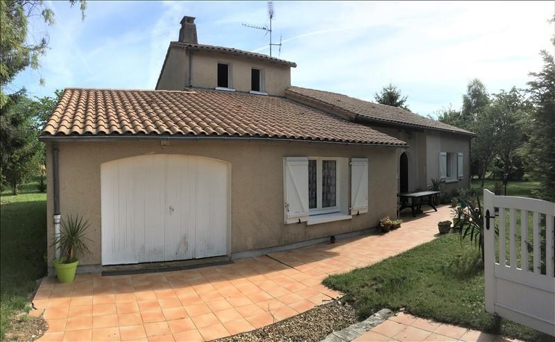Vente maison / villa Savigny levescault 184000€ - Photo 1