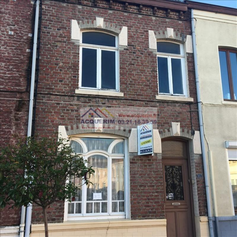 Sale house / villa Carvin 86000€ - Picture 1