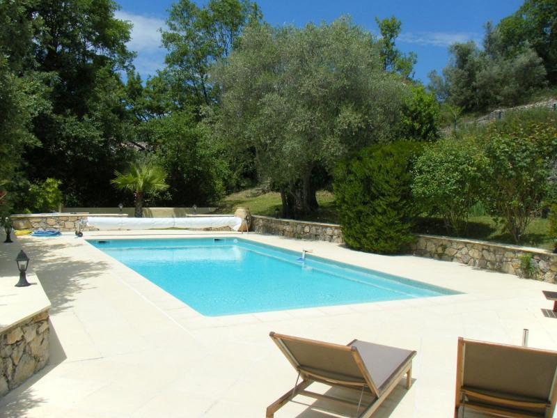Престижная продажа дом Montauroux 590000€ - Фото 2