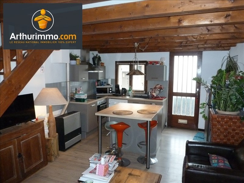 Vente maison / villa Roanne 68 500€ - Photo 1