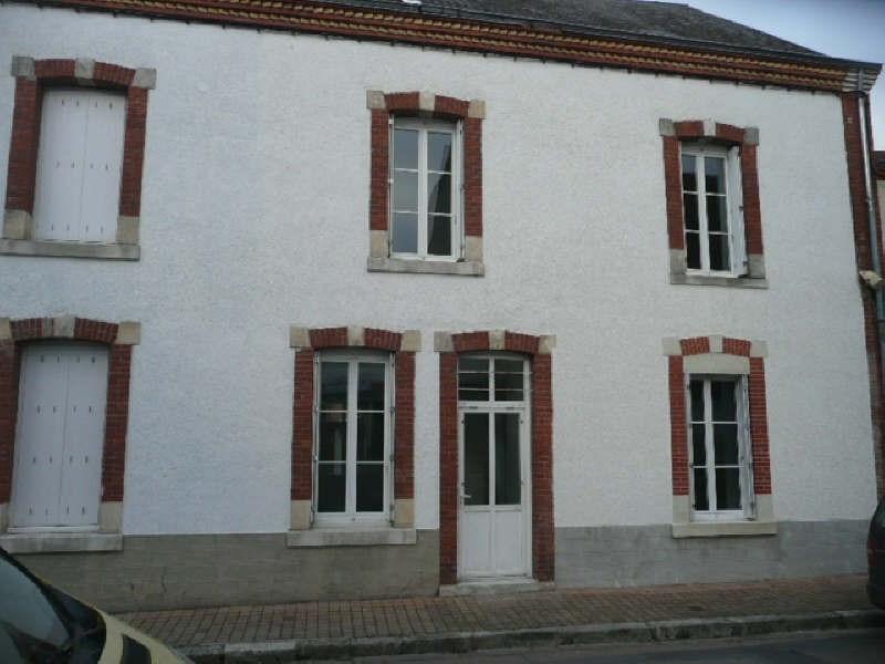 Sale house / villa Argent sur sauldre 129000€ - Picture 1