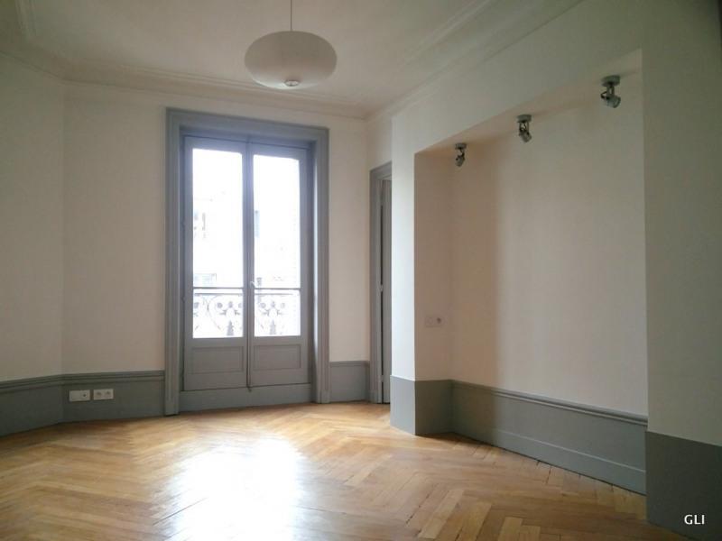 Rental apartment Lyon 2ème 2854€ CC - Picture 1