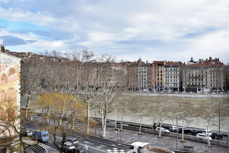 Vente appartement Lyon 5ème 295000€ - Photo 2