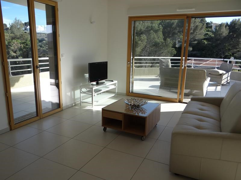 Location vacances appartement Cavalaire 600€ - Photo 8