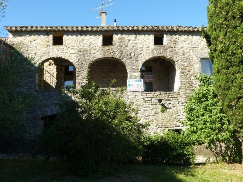 Location appartement Saint-maurice-d'ardèche 702€ CC - Photo 1