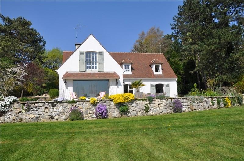 Rental house / villa St nom la breteche 4600€ CC - Picture 2
