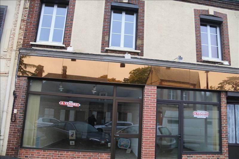 Produit d'investissement immeuble Breteuil 158000€ - Photo 1