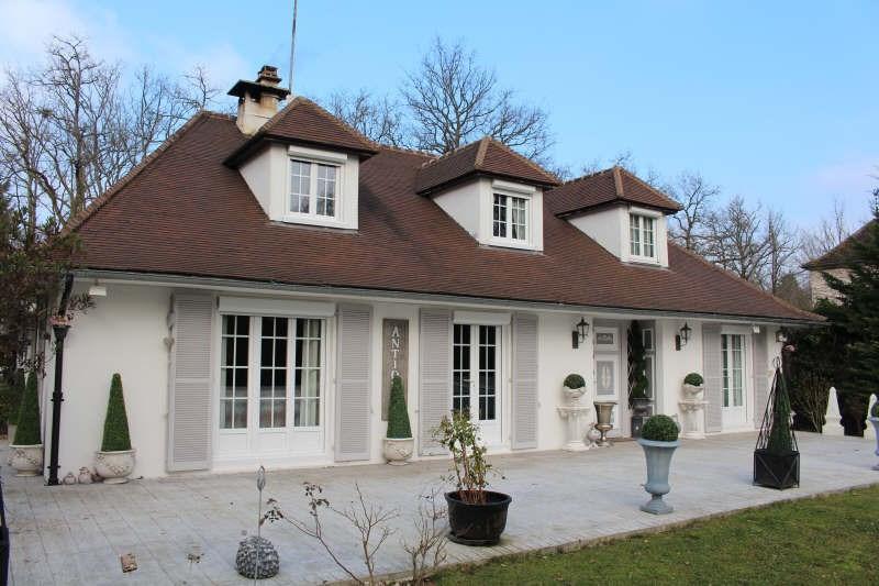 Vente de prestige maison / villa Lamorlaye 690000€ - Photo 1