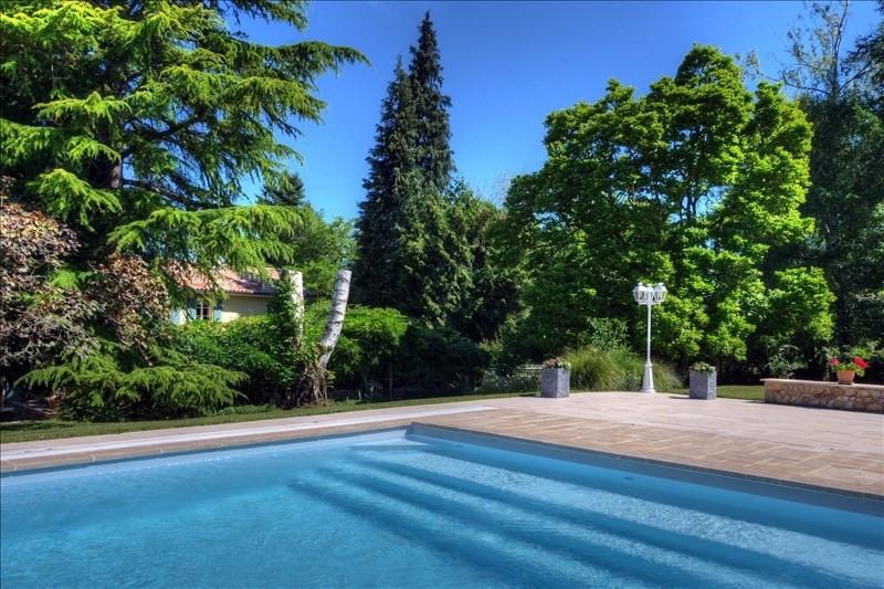 Vente maison / villa Bourgoin jallieu 510000€ - Photo 9
