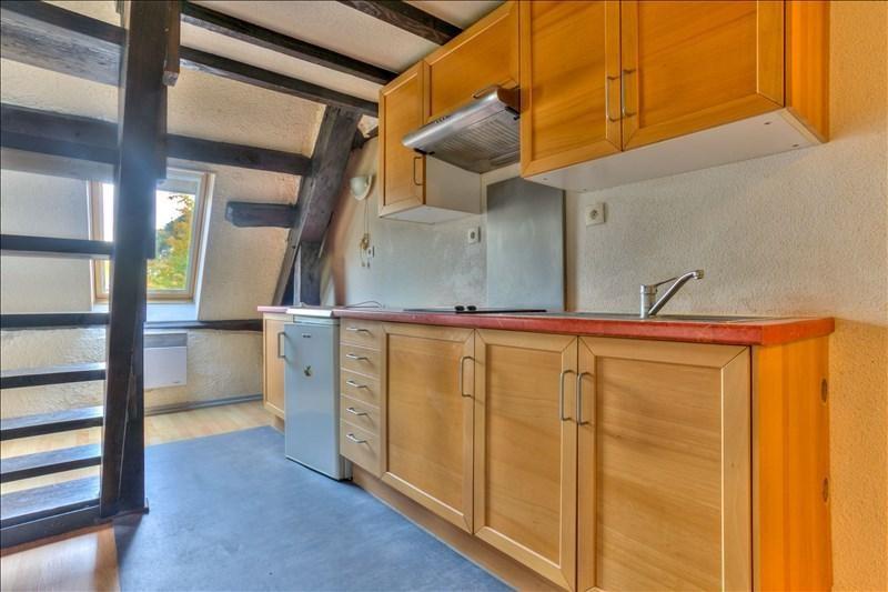 Sale apartment Besancon 103000€ - Picture 2