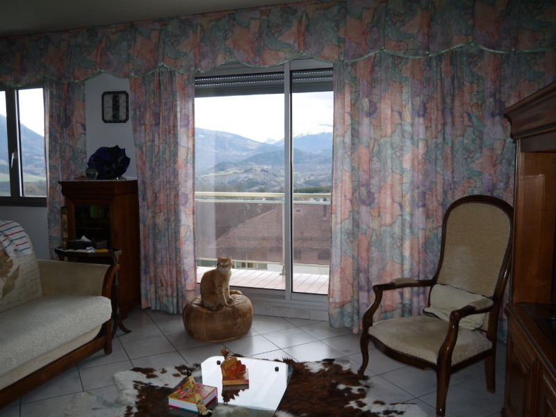 Life annuity apartment La mure 56800€ - Picture 3