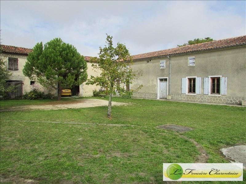 Vente maison / villa Ranville breuillaud 71500€ - Photo 1