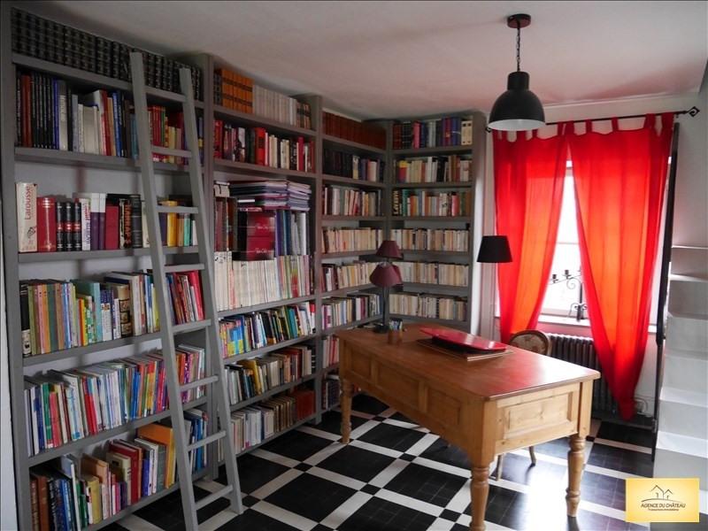 Sale house / villa Longnes 353000€ - Picture 5