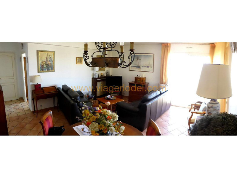 Life annuity apartment Cannes 48 000€ - Picture 2