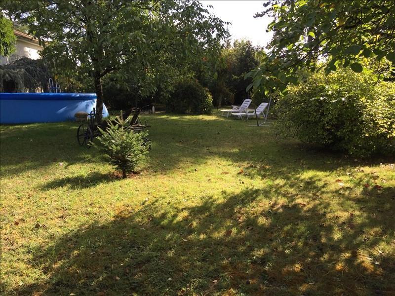 Vente maison / villa Vouneuil sous biard 214000€ -  4