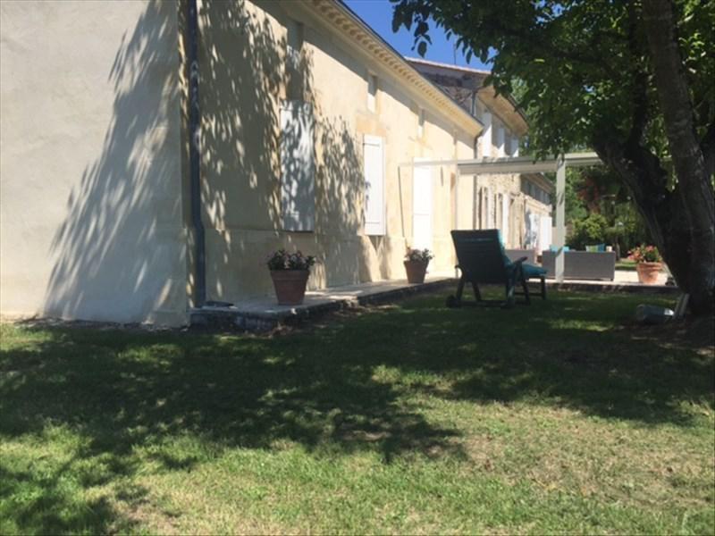 Vente maison / villa St andre de cubzac 349000€ - Photo 2