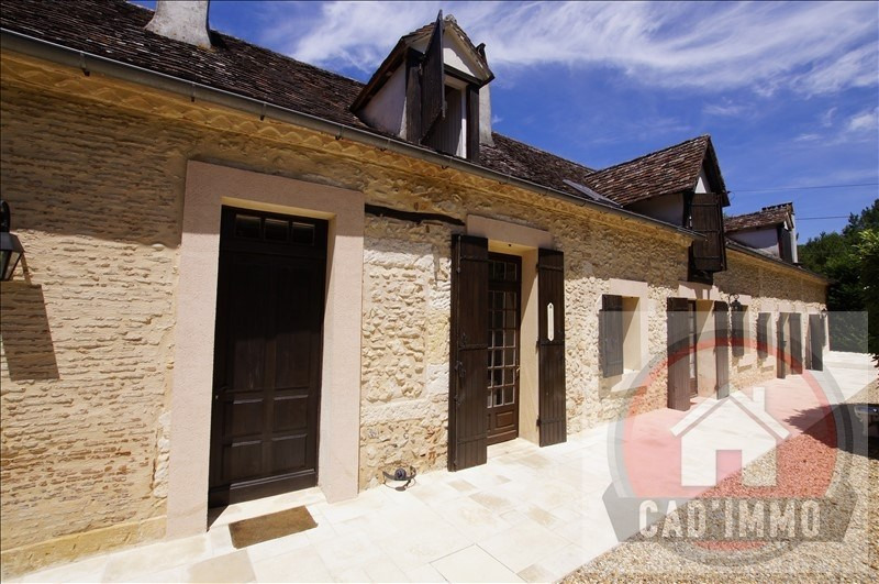 Sale house / villa Lembras 549000€ - Picture 3
