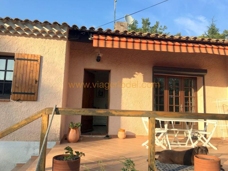 Life annuity house / villa Garéoult 285000€ - Picture 1