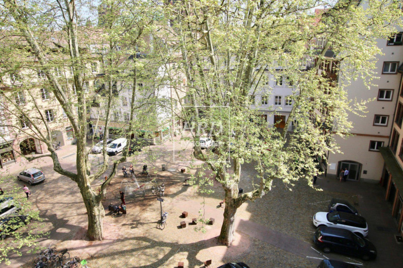 Rental apartment Strasbourg 1 690€ CC - Picture 2
