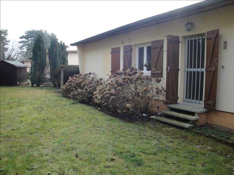 Vente maison / villa Grand charmont 118000€ - Photo 1