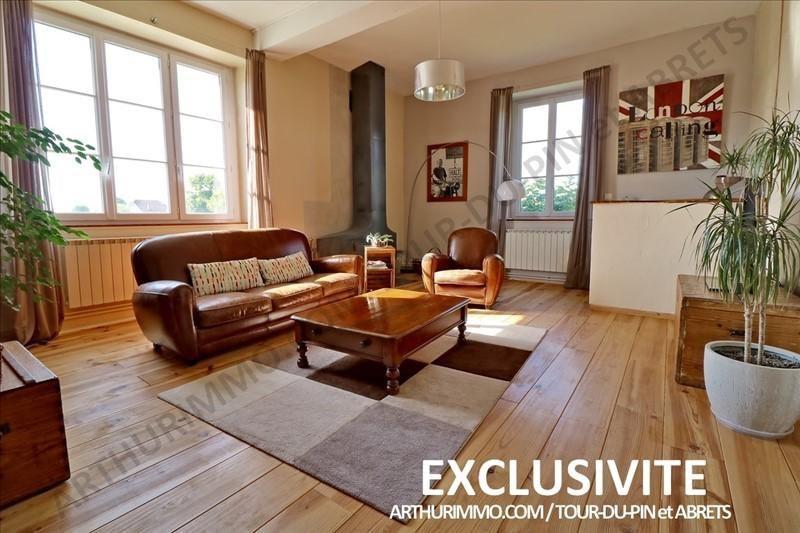 Sale house / villa La tour du pin 399000€ - Picture 2