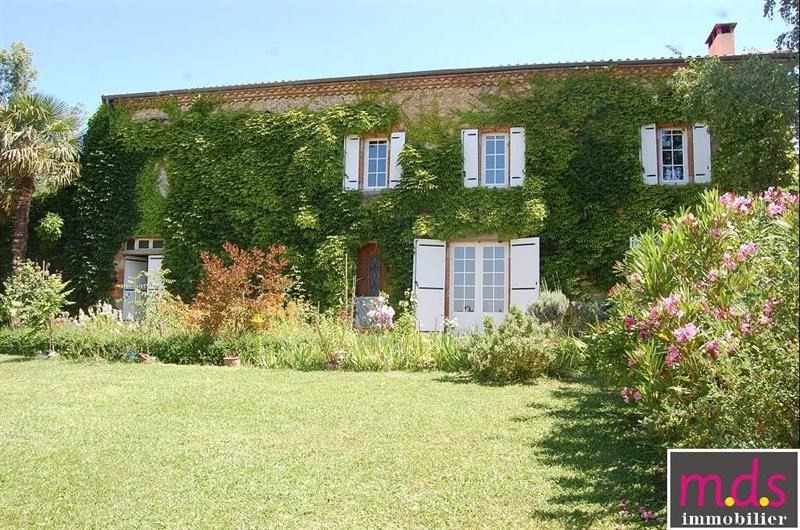 Vente de prestige maison / villa Verfeil 15 mn 389000€ - Photo 1