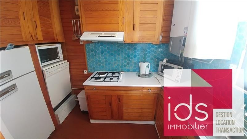 Vente appartement Le collet d'allevard 98 500€ - Photo 4