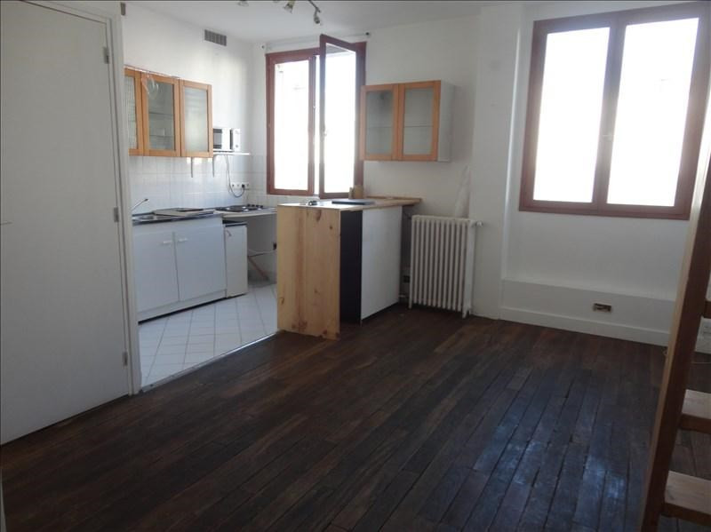 Vente appartement Paris 3ème 385 000€ - Photo 1